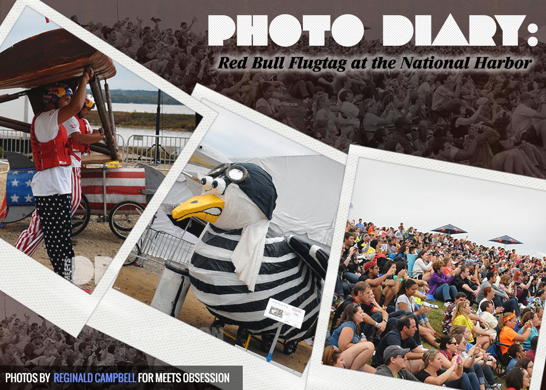 Photo Diary: RED BULL FLUGTAG EVENT AT THE NATIONAL HARBOR