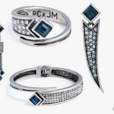 Richard Chai Debuts Saphhire Jewelry Collection for StyleMint