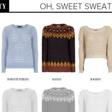 Five Under Fifty: Oh, Sweet Sweater