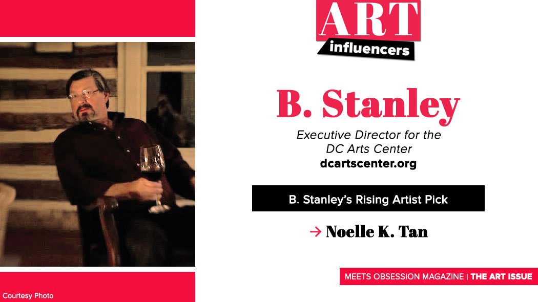 Art Influencers B Stanley