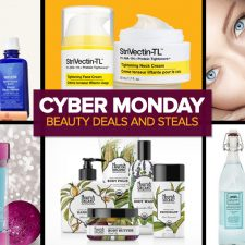 Cyber Monday Beauty Deals and Steals