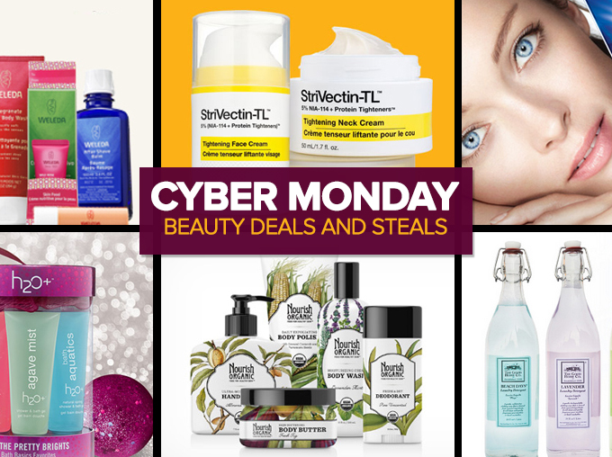 Cyber Monday Beauty Steals And Deals