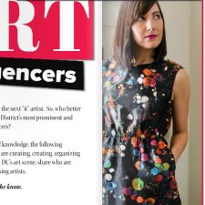 The Art Issue: Art Influencers