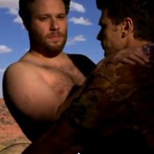 "Seth Rogen and James Franco's Hilarious ""Bound 2"" Parody Will Make You Smile All Day"