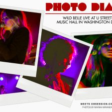 Photo Diary: Wild Belle LIVE at U Street Music Hall in Washington DC