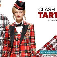 The Punk Issue –  Clash of the Tartans