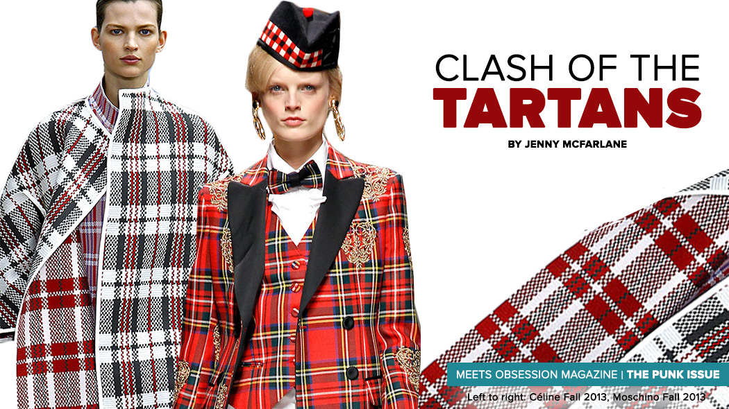 The Punk Issue -  Clash of the Tartans