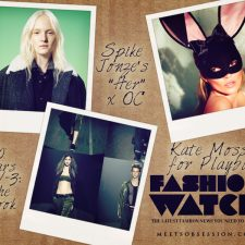 "Fashion Watch: Kate Moss's Playboy Cover, the Y-3 Book, Spike Jonze's ""Her"" x Opening Ceremony"