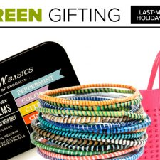 Green Gifting: Last-Minute Holidays Gifts That Are Good For the Environment