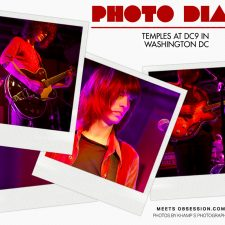 Photo Diary: Temples at DC9 in Washington DC
