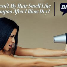 The Beauty Bitch: Why Doesn't My Hair Smell Like My Shampoo After I Blow Dry?