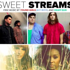 Sweet Streams: Young Girls, Shy Boys, and Okapi Sun