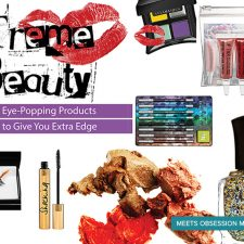The Punk Issue – Eye-Popping Beauty Products To Give You Extra Edge