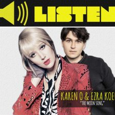 "LISTEN: ""The Moon Song"" by Karen O & Ezra Koenig"