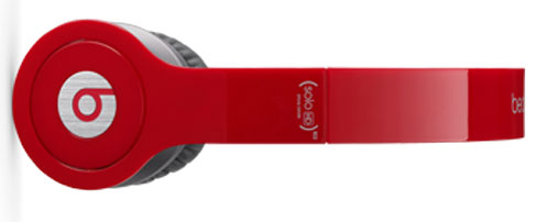 Beats By Dre (PRODUCT)RED Solo HD Special Edition Headphones