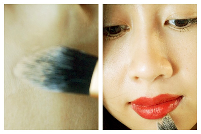 How To Rock A Bold Red Lip A Step By Step Tutorial Step 4