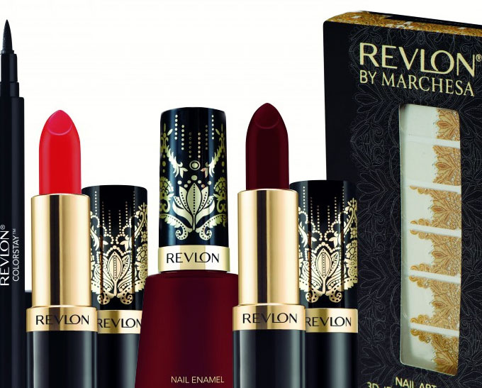 Just In Time For V Day Marchesa X Revlon Red Carpet Collab