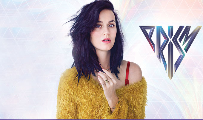 Katy Perry Teams Up With Claire's To Launch Jewelry Line