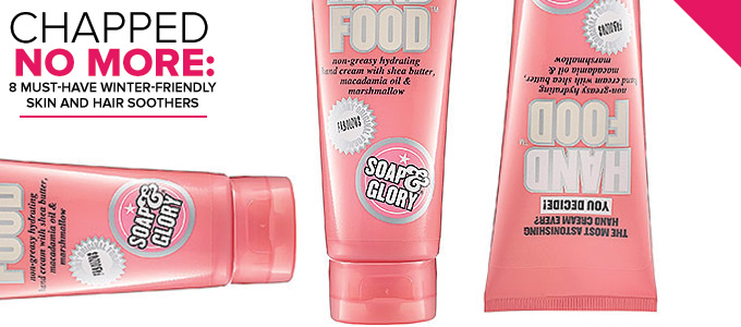 Soap & Glory Hand Food Hand Cream