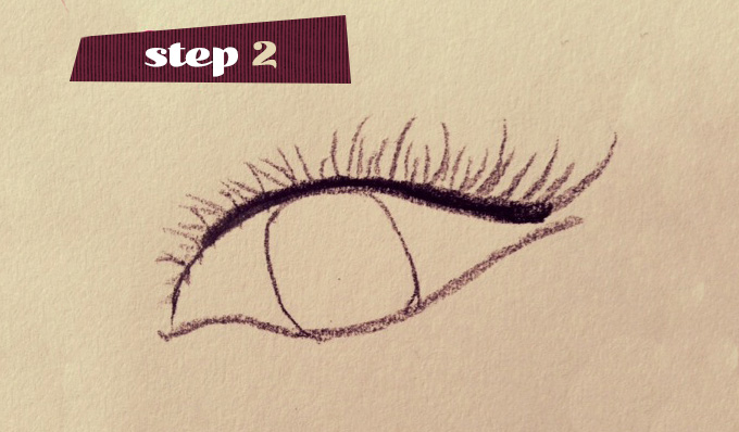 Step 2 Purrfect Cateye