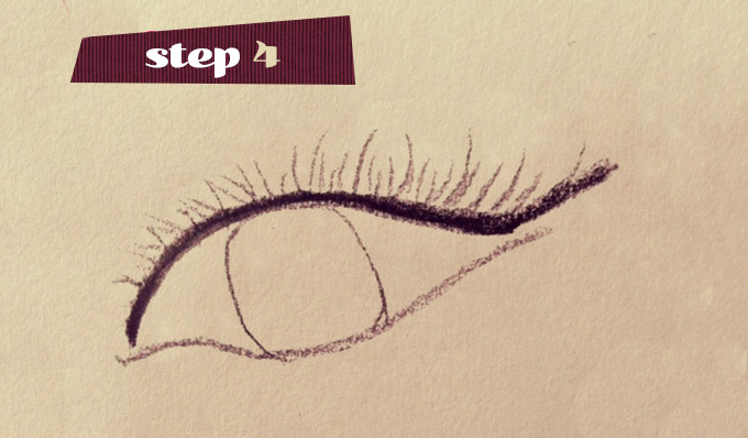 Step 4 Purrfect Cateye