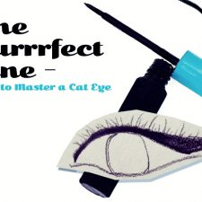 The Purrrfect Line – How to Master a Cat Eye