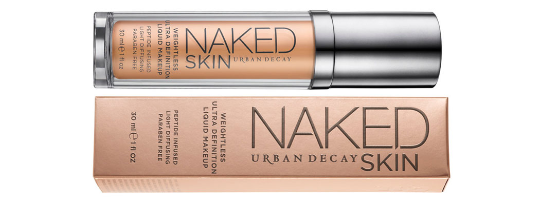 Urban Decay's Naked Skin Weightless Ultra Definition Liquid Makeup