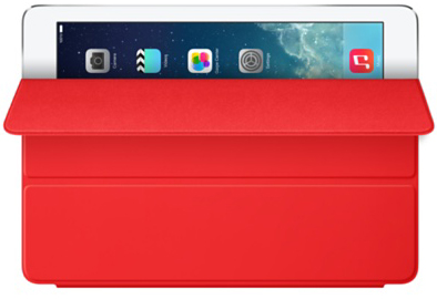 IPad Air Smart Cover (PRODUCT) RED