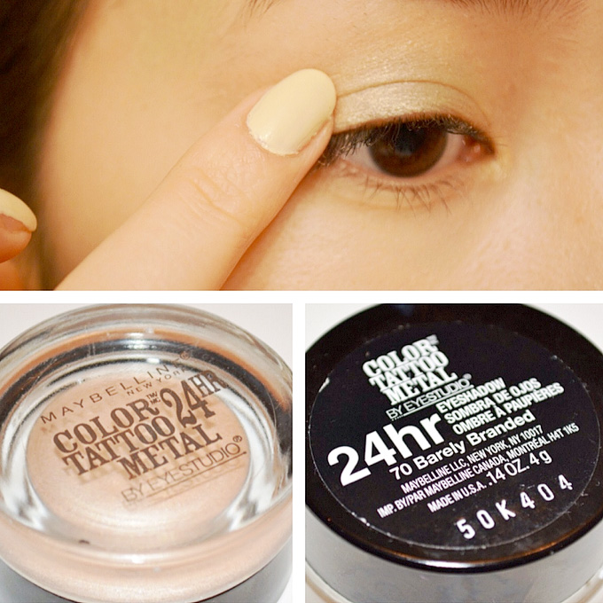A Subtle Bronze Look For Daytime Wear Step2