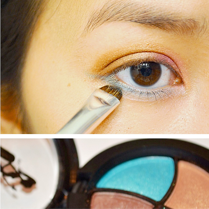A Subtle Bronze Look For Daytime Wear Step5