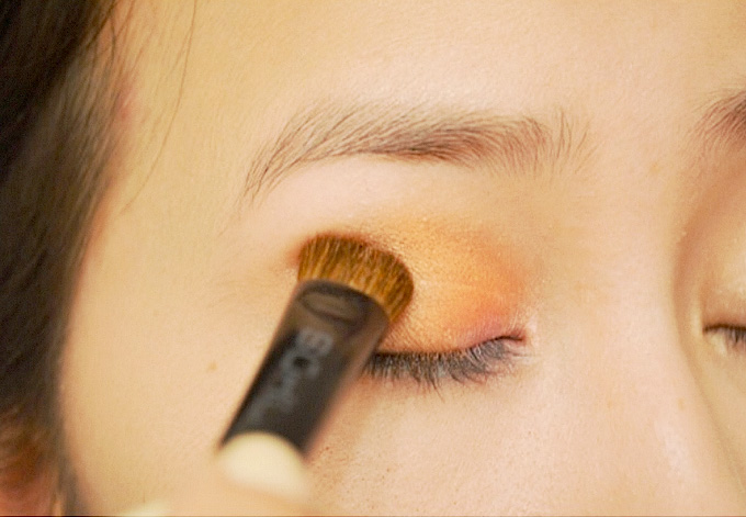 A Subtle Bronze Look For Daytime Wear Step6