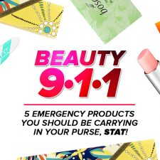 Beauty 911: 5 Emergency Products You Should Carry in Your Purse, STAT!