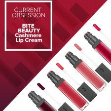 Current Obsession: Bite Beauty's Cashmere Lip Cream