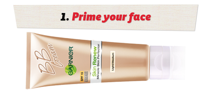 Garnier's Instant Perfection All In One Miracle Skin Perfector