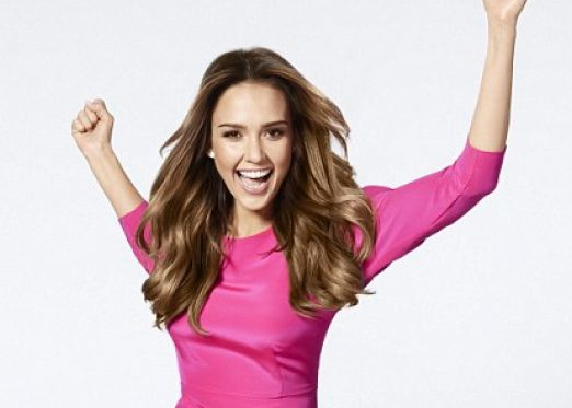 Jessica Alba For Braun Lede