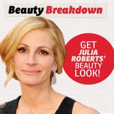 Beauty Breakdown Oscar Edition: Julia Roberts