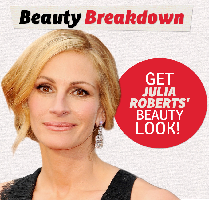 Julia Roberts Beauty Breakdown