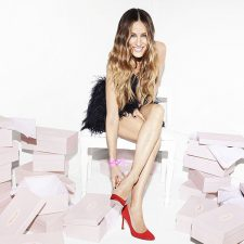 Launches: In Sarah Jessica Parker's Shoes, Quite Literally