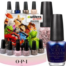 Most Wanted: OPI Unveils Second Muppets-themed Collection