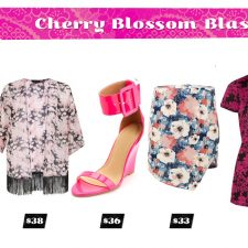 Five Under Fifty: Cherry Blossom Blast