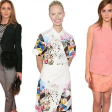 Best Dressed: Kate Moss, Olivia Palermo, Emma Watson and Other Style Stars