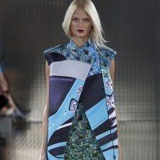 It's Happening! Mary Katrantzou and Adidas Originals to Partner for Epic Collection