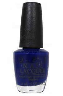 OPI Mlb Fashion Nail Lacquer, Plate Umpires Come Out At Night, 5 Ounce