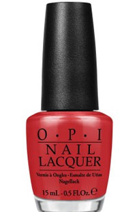 OPI Nail Lacquer Mlb Fashion Nail Polish, Short Stop 0 5 Ounce