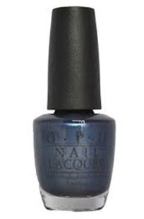 OPI Nail Lacquer, Mlb Fashion Plate 7th Inning Strrretch, 0 5 Ounce