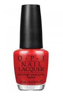 OPI Nail Lacquer, Mlb Fashion Plate Love Athletes In Cleats, 0 5 Ounce