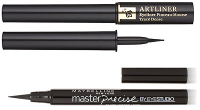 Reccomended Eyeliner Tools