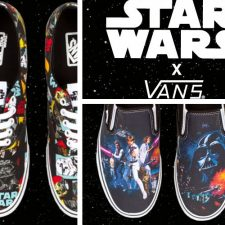 Nerd Porn: Star Wars x Vans Collaboration
