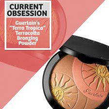 "Current Obsession: Guerlain's ""Terra Tropica"" Terracotta Bronzing Powder"