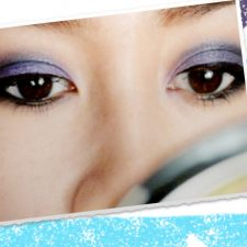 Beauty How-To: Your Step-by-Step Guide to a Shimmery, Smoldering, Purple Smokey Eye